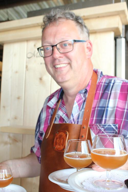 Jos Minkels: 'Bier met passie, passie met bier'